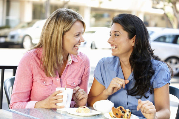 importance of a sponsor in recovery - women talking - victory addiction recovery center