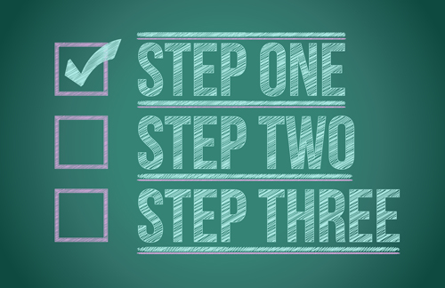 addiction recovery steps - checklist - victory addiction recovery center